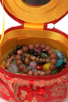 Free Beads Royalty Free Stock Photography - 3447327