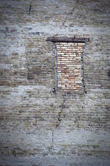 Free Brick Wall Royalty Free Stock Image - 3447446