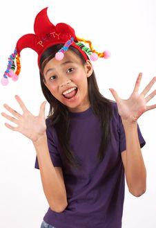 Free Funny Girl Stock Photo - 3447620