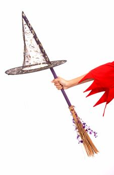 Free Witch Stock Photography - 3447652