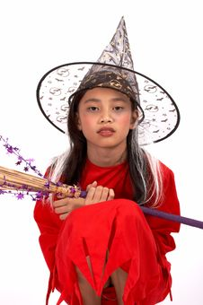 Free Witch Stock Image - 3447671