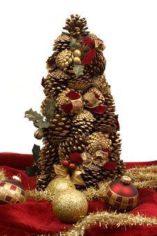 Holiday Decoration Royalty Free Stock Photography