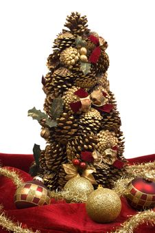 Holiday Decoration Royalty Free Stock Images