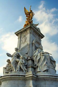 Free Victoria Memorial Stock Image - 3448321