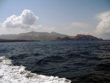 Free Vulcano S Sea Stock Photos - 3449323