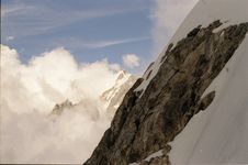 Mountains1 Royalty Free Stock Photos