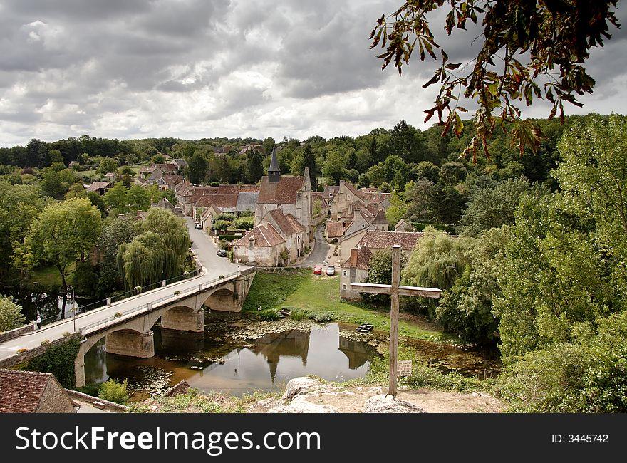 Historic French Village