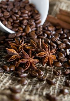 Free Coffee Ingredient Stock Photo - 34400390