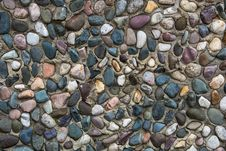 Free Colored Stones Stock Image - 34402431