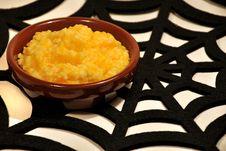 Free Pumpkin Porridge Stock Photography - 34405012