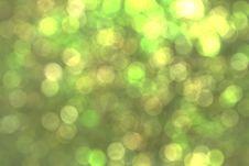 Free Abstract Circular Green Bokeh Background Royalty Free Stock Photos - 34408158