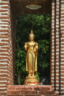 Free Buddha Statue Royalty Free Stock Photo - 34408505