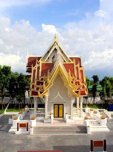Free Thailand Temple Stock Photos - 34408623