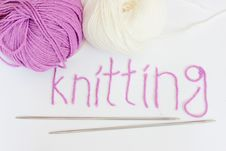 Free Knitting Stock Photography - 34417992