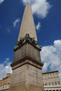 Free Vatican Obelisk In St. Peter In Rome Royalty Free Stock Photo - 34463415