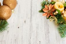 Free Christmas Decorations Stock Photos - 34464963