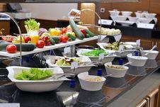 Free Smorgasbord - Food Choice Stock Image - 34467151