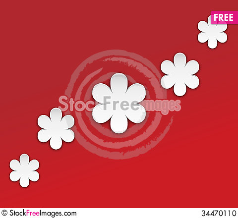 Free Floral Background Stock Photo - 34470110