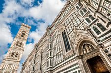 Free Cathedral Of Florence In Italy Royalty Free Stock Images - 34478649