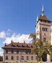 Free Swiss National Museum Zurich Stock Photos - 34481313
