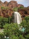 Free Havasu Falls Royalty Free Stock Photography - 3451307