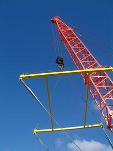 Free Crane Stock Image - 3450181