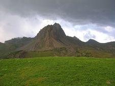 Free Rocca La Meja - Thunderstorm Stock Photos - 3450483