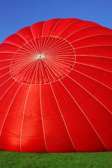 Free Red Air Balloon Royalty Free Stock Photo - 3450665