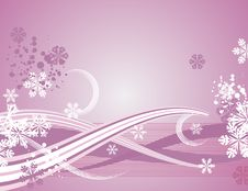 Free Abstract Winter Background Stock Photo - 3451870