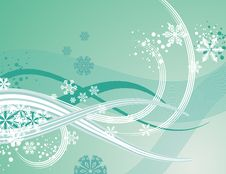 Free Abstract Winter Background Stock Image - 3451891