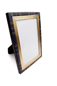 Free Modern Photo Frame Isolated Stock Image - 3452471
