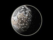 Free Moon Phase Stock Photo - 3452960