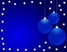 Free Christmas Background Stock Image - 3454451