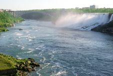 Free Niagara Falls Stock Photography - 3454502