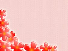 Free Flowers Decoration Royalty Free Stock Photography - 3454657