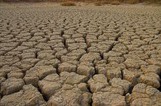 Free DRIED EARTH Stock Photography - 3455412
