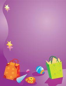 Free Gift Box Royalty Free Stock Photo - 3455535