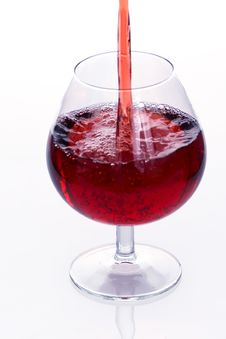 Free Red Wine Royalty Free Stock Photo - 3456275