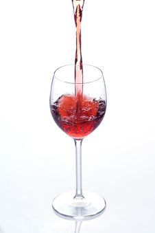 Free Red Wine Stock Photography - 3456292