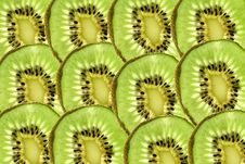 Free Kiwi Background Royalty Free Stock Images - 3456449