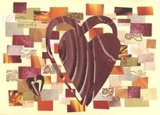 Free Hearts - Collage Stock Photo - 3457040
