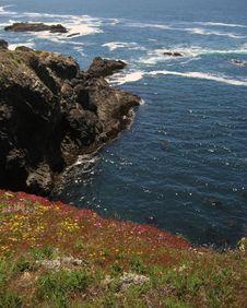 Free Mendocino Headlands Royalty Free Stock Photos - 3457208