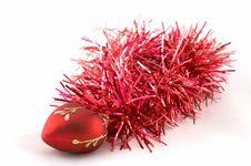 Free Christmas-tree Decorations Stock Photos - 3457613
