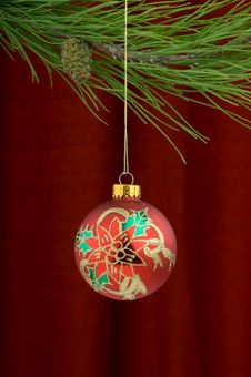 Free Christmas Decorations Stock Photos - 3458833
