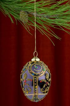 Free Christmas Decorations Stock Photography - 3458842