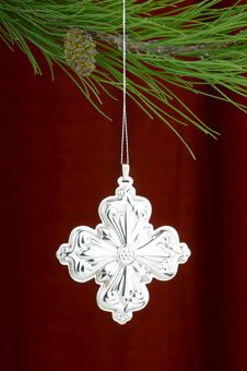 Free Christmas Decorations Royalty Free Stock Photos - 3458888