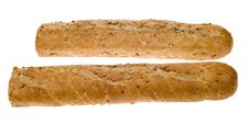 Free Baguette Royalty Free Stock Image - 3459106