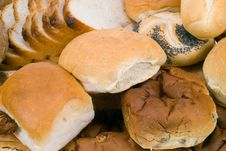 Free Fresh Baked Bread Stock Photography - 3459172