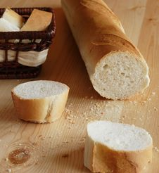 Free Loaf Of Bakery Royalty Free Stock Photography - 3459257