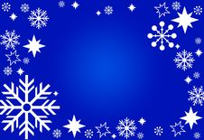 Free Winter Background Stock Images - 3459384
